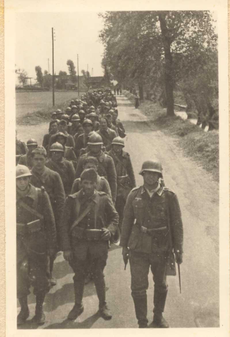 prisonniers de guerre Photo-122